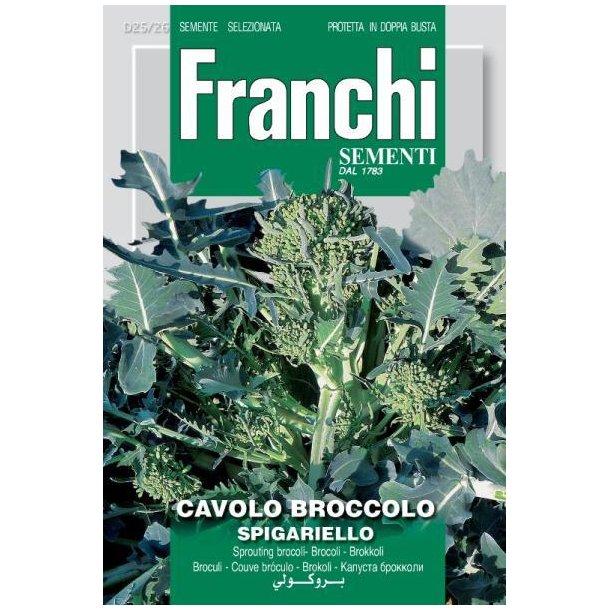 Brassica oleracea var. italic spigariello