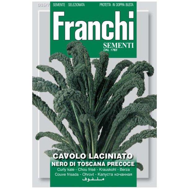 Brassica oleracea convar. Nero Di Toscana Precoce