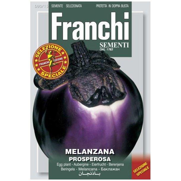 Solanum melongena Prosprosa