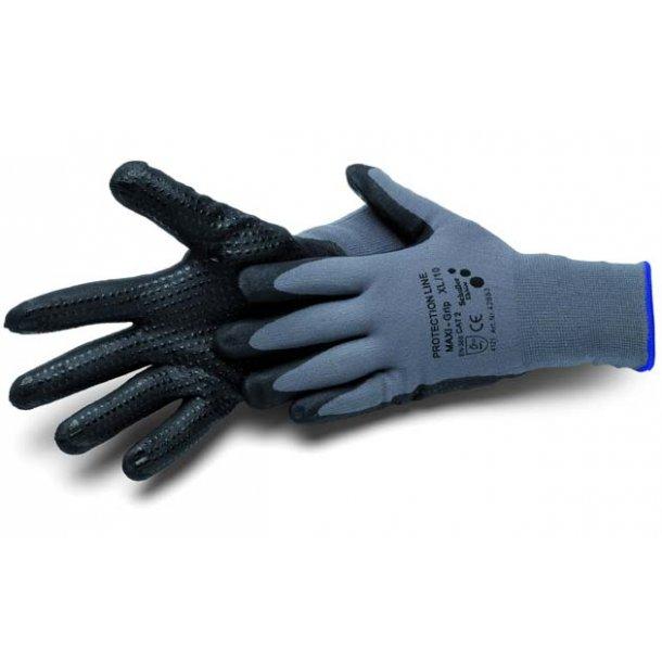 Maxi grip handske - Størrelse XXL / 11