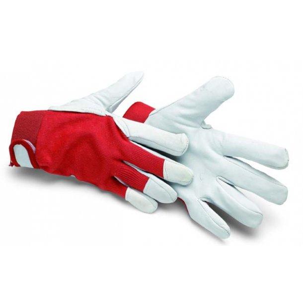 Leather-star handske - Størrelse XL / 10