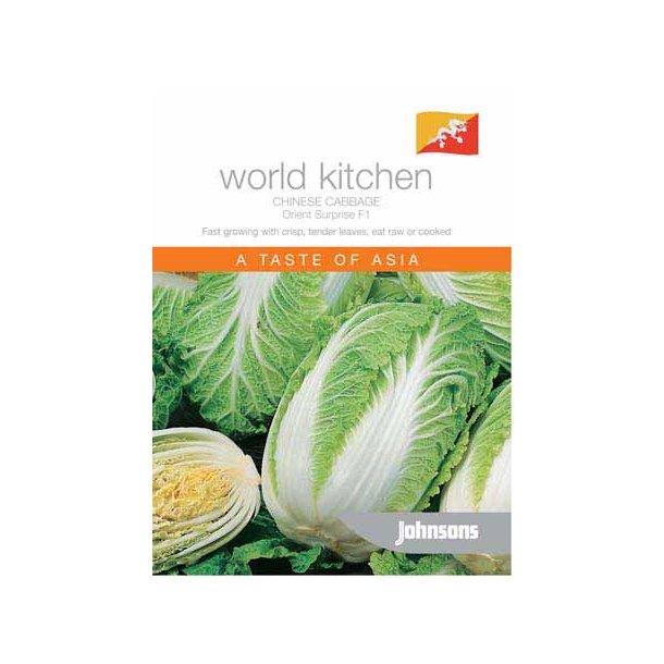 Brassica pekinensis Orient Surprise F1