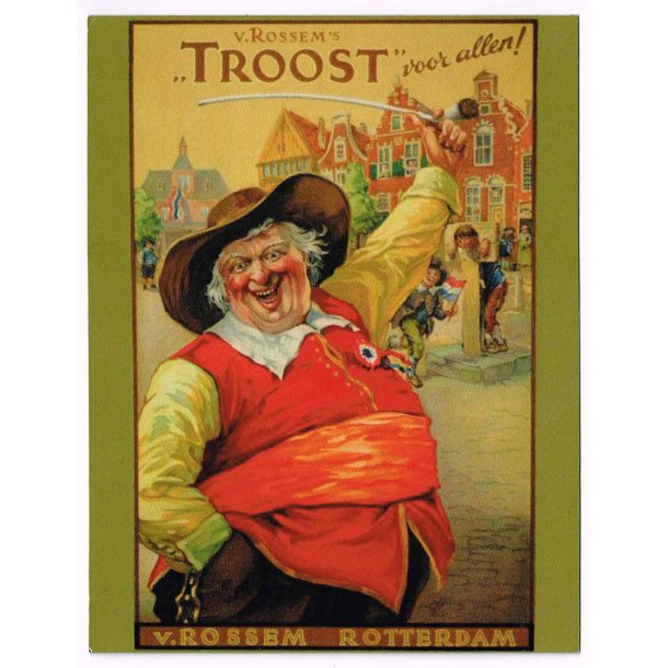 Troost Tobacco - magnet